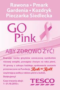 Go pink rawona