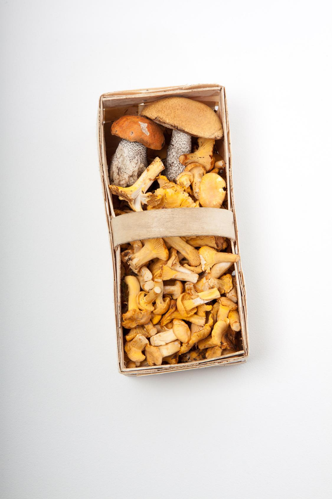 Dlaczego warto jeść kurki leśne?