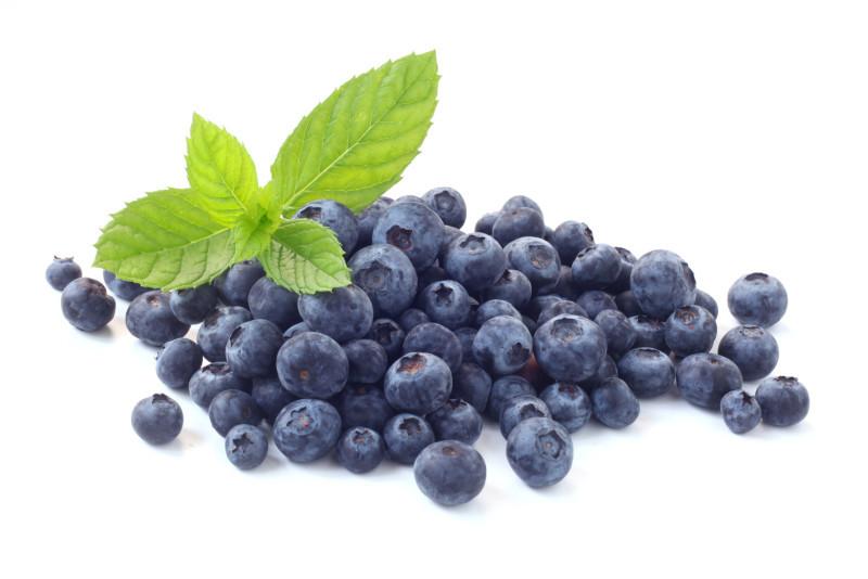 Jedz jagody na zdrowie!